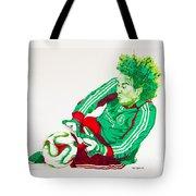 Memo Ochoa Drawing Tote Bag