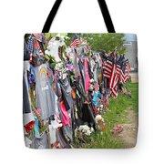 Memorial 2 Tote Bag