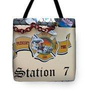 Memorial 4 Tote Bag