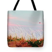 Memorial Day By The Sea Tote Bag by Susan Carella