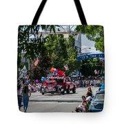 Memorial Day Parade In Grants Pass Tote Bag