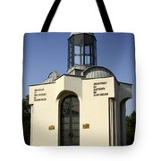 Memorial Of The Victims Of Communism Tote Bag