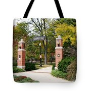 Memorial Park Autumn Tote Bag