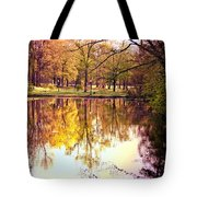 Memorial Park - Henry County Tote Bag
