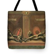 Memorial To John And Thomas Tote Bag