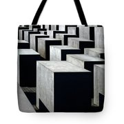 Memorial To The Murdered Jews Of Europe Tote Bag
