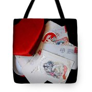 Memories From A Box Tote Bag