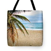 Memories Of A Gentle Wave Tote Bag