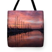 Memories Of Last Summer Tote Bag