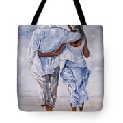 Memories Of Love Tote Bag