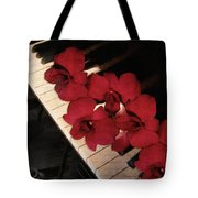 Memories Of The Music Lovers - Vintage Style Tote Bag