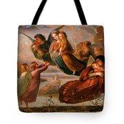 Memory Of Heaven Tote Bag