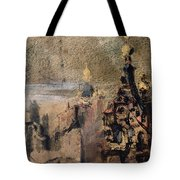 Memory Of Spain Tote Bag by Victor Hugo