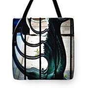 Memory Of Yesterday Swims Tote Bag