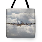 Memphis Belle - Homecoming Tote Bag