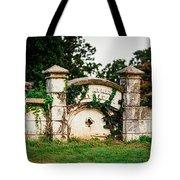Memphis Elmwood Cemetery - Ayres Family Vault Tote Bag
