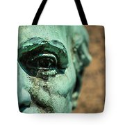 Memphis Elmwood Cemetery Monument - The Governor Tote Bag
