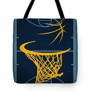 Memphis Grizzlies Court Tote Bag