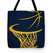 Memphis Grizzlies Hoop Tote Bag