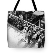 Memphis Unemployed, 1938 Tote Bag