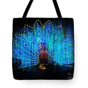 Memphis Zoo Lights Tote Bag