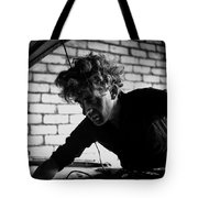 Men At Work - Series I Tote Bag
