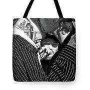 Menage A Trois Tote Bag
