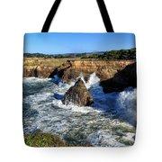 Mendocino Coast Tote Bag