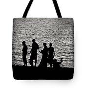Mennonite Sunset Tote Bag