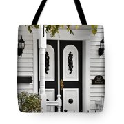 Menomonee Street Old Town Chicago Tote Bag