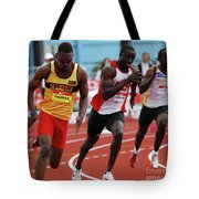 Mens 200 Meter Tote Bag