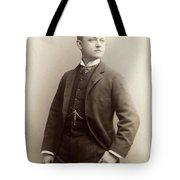 Men's Fashion, 1885 Tote Bag