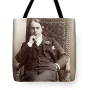 Men's Fashion, C1898 Tote Bag