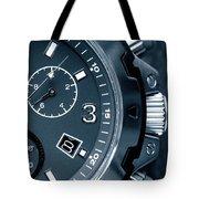 Mens Watch Close Up Tote Bag