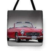 Mercedes-benz 190 Sl Tote Bag