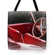 Mercedes Benz 190 Sl Tote Bag