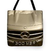 Mercedes Benz 300 Sl Roadster 1957 Tote Bag