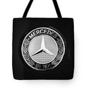 Mercedes-benz 6.3 Gullwing Emblem Tote Bag