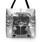Mercedes Benz - Bw Tote Bag