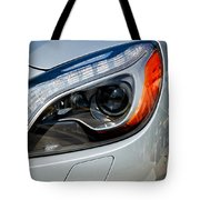 Mercedes Benz Light Tote Bag