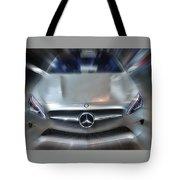 Mercedes Concept 2013 Tote Bag