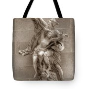Mercury And Psyche Tote Bag