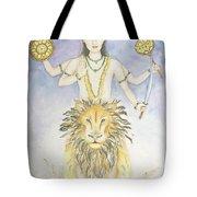 Budha Mercury Tote Bag