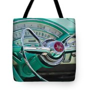 Mercury Montclair Tote Bag