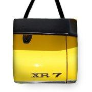 Mercury Xr 7 Tote Bag