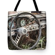 Merging With Nature Tote Bag