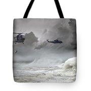 Merlin Rescue Tote Bag