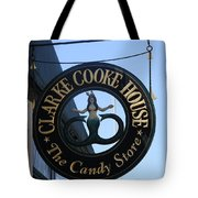 Mermaid Candy Tote Bag