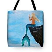 Mermaid Glam Day Tote Bag