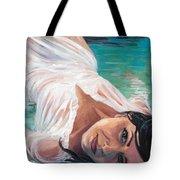 Mermaid Helen Tote Bag